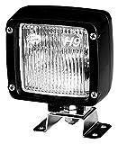 HELLA 1GA 996 150-081 Arbeitsscheinwerfer Ultra Beam H9 FF für Geländeausleuchtung, Anbau, Halogen, 12V