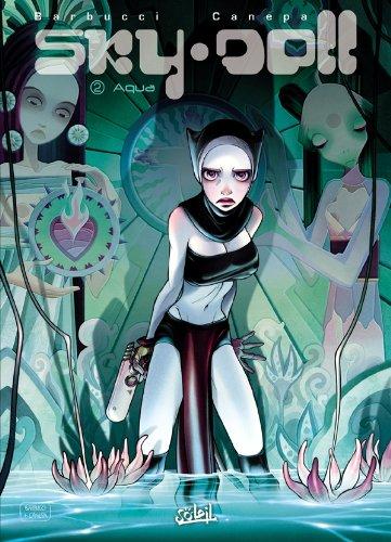 Sky Doll, Tome 2 - Aqua