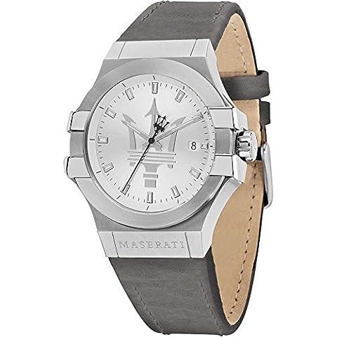 MASERATI orologio Cronografo Uomo Gran Premio R8851108018
