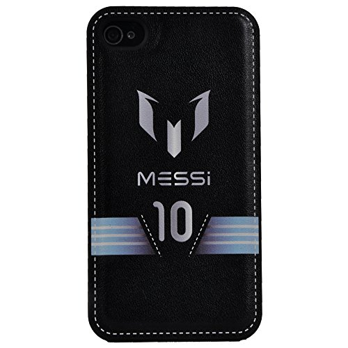 Messi Signature Profile Case per iPhone 5 / 5S Leather feel