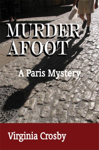 Murder Afoot Cover Image