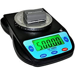 Baijnath Premnath Premium 500g x 0.01g (10mg) Digital Jewellery Weighing Scale, Gold & Silver ornaments Weight Measuring machine Weighing Scale