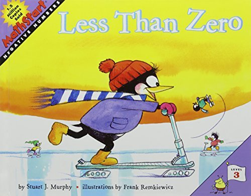 Less Than Zero (Mathstart) by Stuart J. Murphy (2009-04-09)