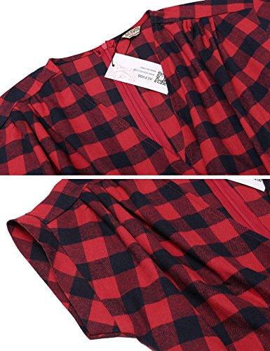 ETC KART - Combinaison - Femme red