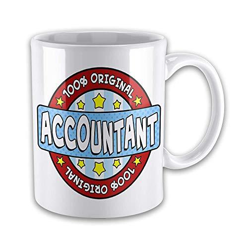 100% Original ACCOUNTANT Funny Novelty Gift Mug