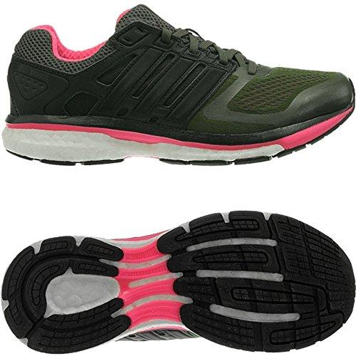 Adidas, Supernova Glide 6 W, Scarpe sportive, Donna Verde