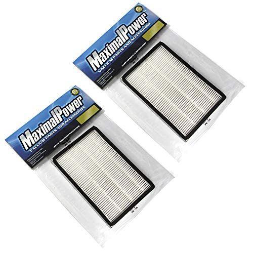 EF1X 2Kenmore EF-Vakuum Progressive Kanister aufrecht # 20-86889& 53295Ersatz Filter (2Stück) ()