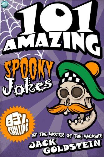 (101 Amazing Spooky Jokes (English Edition))