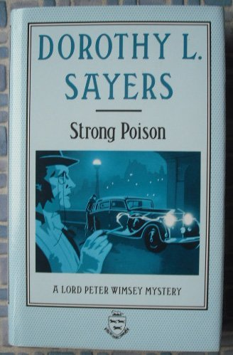 Book cover for Strong Poison