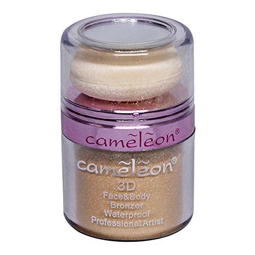 Cameleon 3D Face & Body Waterproof Bronzer - Gold ( 10g )