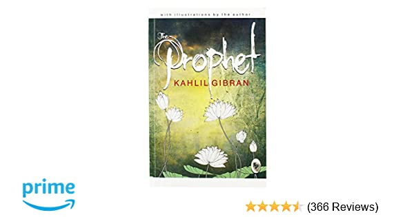 Buy The Prophet Book Online at Low Prices in India | The Prophet