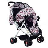 Peixia Department Store Kinderwagen ★ Klapp-Kinderwagen ★ Geeignet für 0-36 Monate Baby Buggy Stroller Babywagen (Farbe : 2#)