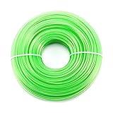 60M, 90M, 100M fil nylon pr debroussailleuse a gazon 2,4mm, 3mm, 1,6mm