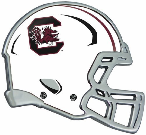 South Carolina Gamecocks Helm Auto Emblem - Heavy Duty Metall von Lager Dale
