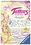 Ravensburger So Styly 18319 - Tattoos und Friends Bands, Festival Style, Bunt