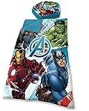 Marvel Avengers Sacco a Pelo richiudibile con cuscino