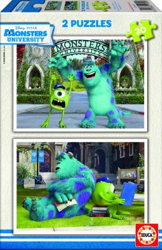 Educa 15609 - Kinderpuzzle Disney Monster University