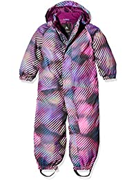 Name It Nitslope Snowsuit Aop Mz G Fo, Combinaison de Neige Bébé Fille