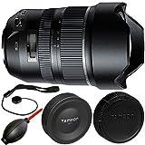 Tamron SP 15–30mm f/2.8di VC USD (Canon EF) + Dust Blower + Lenscap Keeper + sacchetto di trasporto + panno di pulizia in microfibra