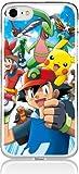 POKEMON iPhone Schutz Hülle Disney Cartoon Comic Anime Motive Case TPU Pokemon und Ash iPhone 6/6s