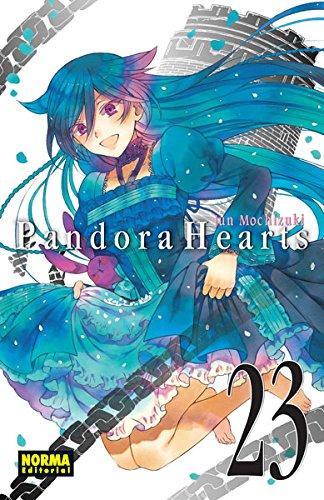 Gratis Pandora Hearts 23 Pdf Descargar Kenrickalgernon