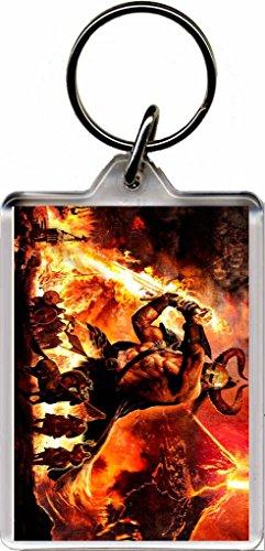Amon Amarth - Surtur Rising Portachiavi
