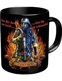Shirt Zauber Fun Tasse - Feuerwehr ist dir das zu heiß