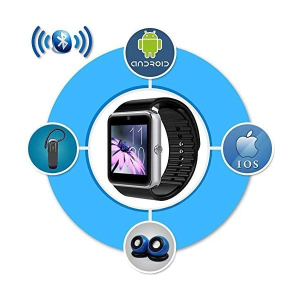 TagoBee TB09 IP67 Pulsera de Actividad Fitness Tracker smartwatch Monitorización de la presión Arterial Notificaciones… 8