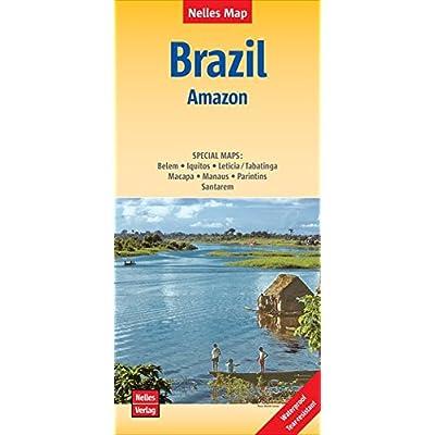 Brazil - Amazon : 1/2 500 000