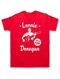 Lonnie Donegan The King Of Skiffle T-Shirt des Hommes