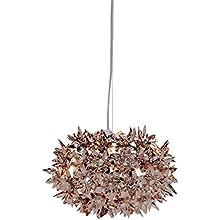 Kartell Bloom, Lampe de Suspension, Petite, Bronze
