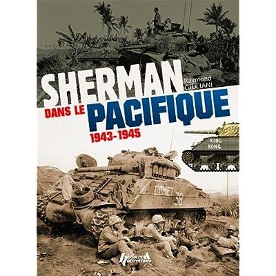 Sherman dans le pacifique 43-45 (fr)