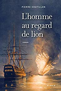 L'homme au regard de lion par Pierre Chatillon