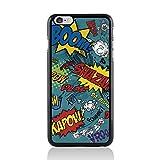 Call Candy Apple iPhone 6Plus/6s Plus Comic Capers Coque arrière Rigide/Coque