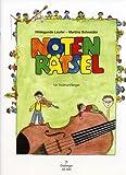 Notenrätsel für Violinanfänger 6: Violine.