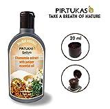 Estratto di oli con erbe naturali Sedum per sauna, massaggi, ammollo con spazzola - Infuso di sauna con Estratto di camomilla con olio essenziale di ginepro, miele e sale di iodio - 240 ml