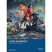 Lion Rampant - Medieval Wargaming Rules (Osprey Wargames, Band 8)