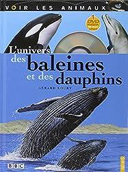 L'univers des baleines et des dauphins (1DVD)