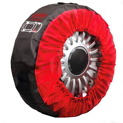 Heyner 735000 Premium-Reifentaschen, 4 Stück (Auto-reifen 245 50r17)