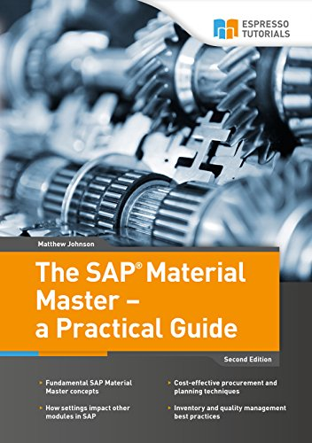 the-sap-material-master-a-practical-guide-english-edition
