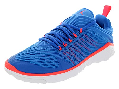 Jordan Flight Flex Entraîneur de basket-ball Chaussures Taille Sport Blue/Infrared 23/White