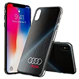 ASIB Coque iPhone X, iPhone X Housse [Transparente Gel] Silicone Case Cover Crystal...