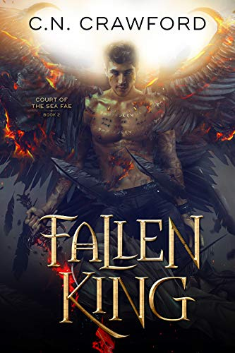 Fallen King (Court of the Sea Fae Book 2) (English Edition)