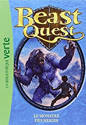 Beast Quest, Tome 5 : Le monstre des neiges