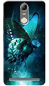 Lets Play Premium Printed Soft Silicon Cool Case Mobile Cover for Lenovo K5 Note