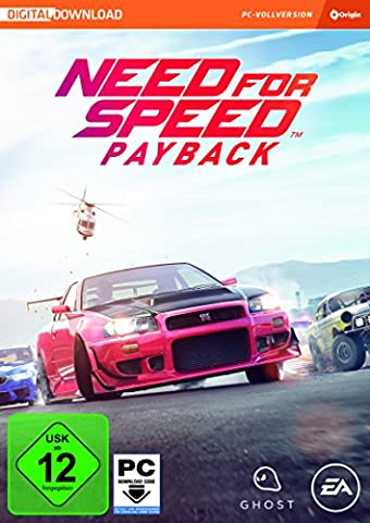 Need for Speed - Payback - [PC] (Pc Games Rennspiele)