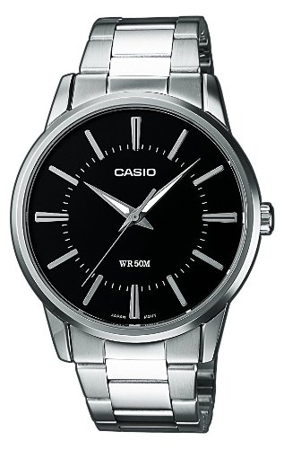 Neo-display Uhr, Casio (Casio Collection Herren Armbanduhr MTP-1303PD-1AVEF)
