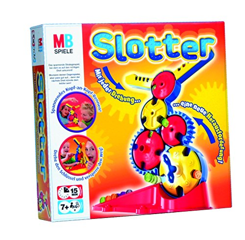 Preisvergleich Produktbild Hasbro 00123100 - Slotter