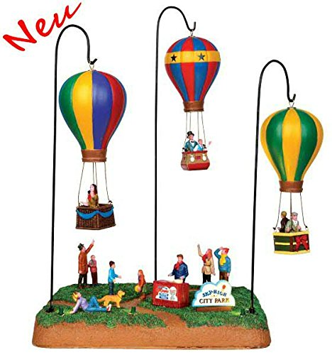 Lemax Village Collection Sky-High Park with Adaptor # 44763 by Lemax