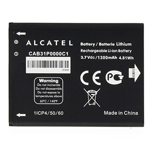 Foto Batteria CAB31P0000C1 Alcatel per Alcatel One Touch Pop C3 Alcatel One Touch Pop C1 Alcatel One Touc